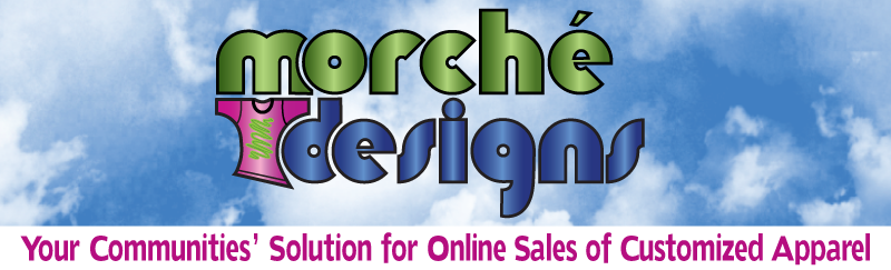 Morche Designs | Custom T-Shirt | Corporate Wear | Embroidery | No Minimums