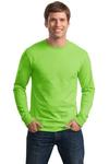 Hanes 5286-PR Adult 5.2 oz. ComfortSoft® Cotton Long-Sleeve T-Shirt