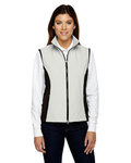 78050 - North End Ladies' Three-Layer Light Bonded Performance Soft Shell Vest
