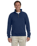 4528 Jerzees 9.5oz. Super Sweats® 50/50 Quarter-Zip Pullover
