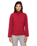 78184 - Core 365 Ladies' Cruise Two-Layer Fleece Bonded Soft Shell Jacket