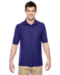 537MSR Jerzees Men's 5.3 oz., 65/35 Easy-Care™ Polo