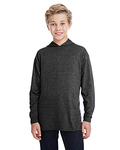 987B - Anvil Youth Long-Sleeve Hooded T-Shirt