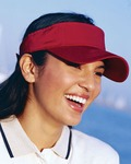 Big Accessories BX006 Cotton Twill Visor