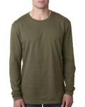 N3601 - Next Level Men's Cotton Long-Sleeve Crew