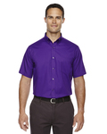 88194 - Core 365 Men's Optimum Short-Sleeve Twill Shirt