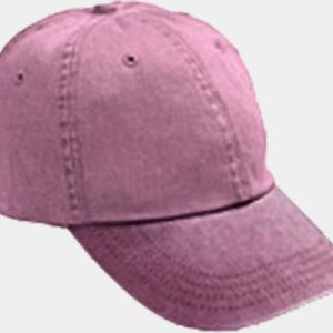 Anvil 145 6-Panel Pigment-Dyed Twill Cap Thumbnail
