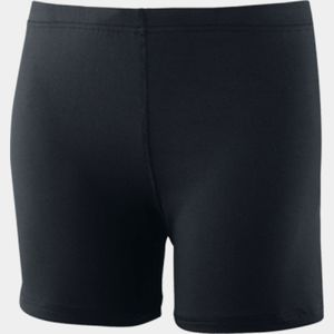 Augusta Sportswear 742 - LADIES POLY/SPANDEX 4-INCH SHORT Thumbnail