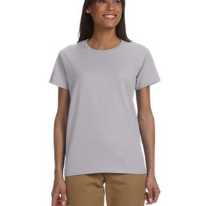 G200L Gildan Ultra Cotton® Ladies' 6 oz. T-Shirt Thumbnail