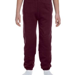 Jerzees 4950BP Youth 9.5oz. Super Sweats® 50/50 Sweatpants Thumbnail