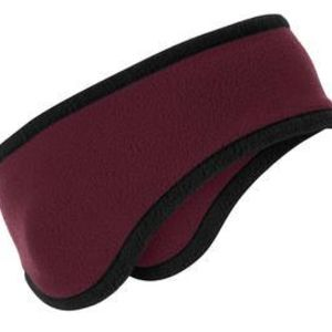 C916-Port Authority® Two-Color Fleece Headband Thumbnail