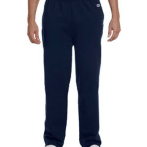 P800 Champion Eco® 9oz. Open-Bottom Fleece Pant with Pockets Thumbnail