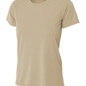 NW3201 A4 Ladies' Short-Sleeve Cooling Performance Crew Thumbnail