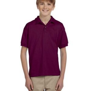 Gildan G880B Youth 5.6 oz. DryBlend® 50/50 Jersey Polo Thumbnail