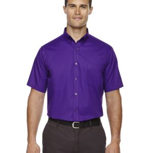 88194 - Core 365 Men's Optimum Short-Sleeve Twill Shirt Thumbnail
