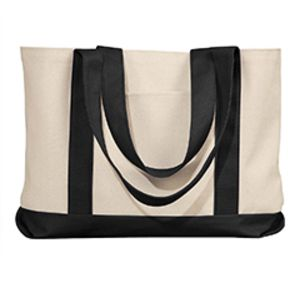 8869 Liberty Bags Leeward Canvas Tote Thumbnail