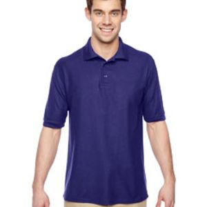 537MSR Jerzees Men's 5.3 oz., 65/35 Easy-Care™ Polo Thumbnail