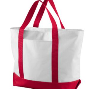 7006 Liberty Bags Bay View Giant Zippered Boat Tote Thumbnail