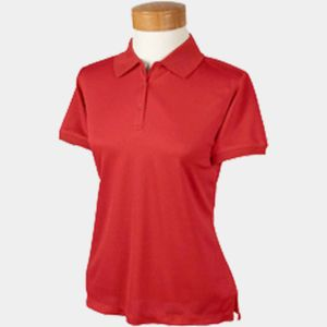 DG385W Devon & Jones Ladies' Dri-Fast™ Advantage™ Solid Mesh Polo Thumbnail