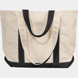 8872 Liberty Bags Carmel Canvas Tote Thumbnail