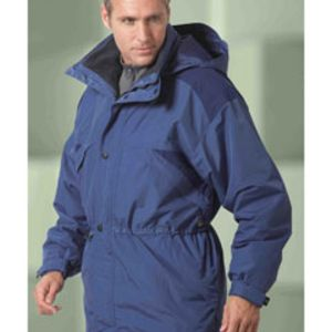 88007 Ash City - North End Men's 3-in-1 Parka with Dobby Trim Thumbnail