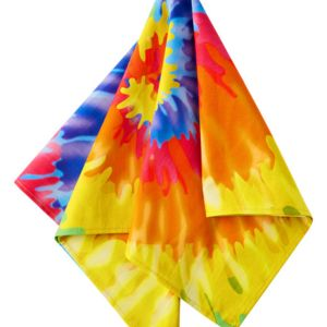 BA001 Big Accessories Solid Bandana Thumbnail
