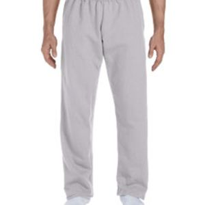 G123 - Gildan Adult DryBlend® 9.0 oz., 50/50 Open-Bottom Sweatpants Thumbnail