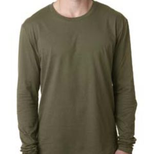 N3601 - Next Level Men's Cotton Long-Sleeve Crew Thumbnail