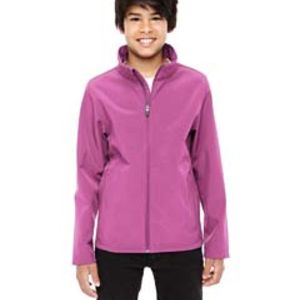 TT80Y Team 360 Youth Leader Soft Shell Jacket Thumbnail
