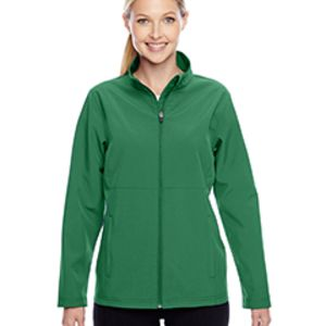 TT80W Team 360 Ladies' Leader Soft Shell Jacket Thumbnail