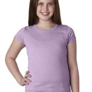 3710 Next Level Youth Girls' Princess T-Shirt Thumbnail