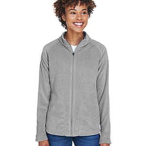 TT90W - Team 365 Ladies' Campus Microfleece Jacket Thumbnail