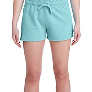 1537L - Comfort Colors Ladies' French Terry Short Thumbnail