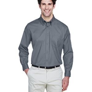 8975 UltraClub Men's Whisper Twill Thumbnail