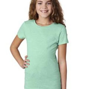 3712 - Next Level Youth Princess CVC T-Shirt Thumbnail