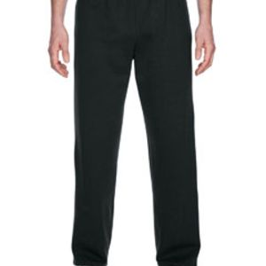 SF74R - Fruit of the Loom Adult 7.2 oz. SofSpun® Open-Bottom Pocket Sweatpants Thumbnail