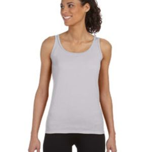 G642L Gildan Softstyle® Ladies' 4.5 oz. Junior Fit Tank Thumbnail