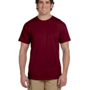 3931 Fruit of the Loom Adult 5oz. 100% Heavy Cotton HD T-Shirt Thumbnail