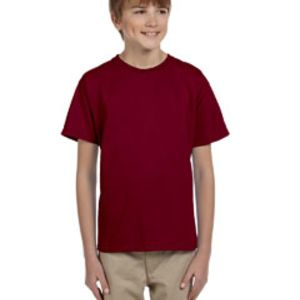3931B Fruit of the Loom Youth 5oz., 100% Heavy Cotton HD T-Shirt Thumbnail