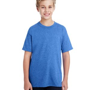 G800B Gildan DryBlend™ Youth 5.6 oz., 50/50 T-Shirt Thumbnail