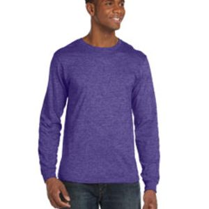 949 Anvil Ringspun Long-Sleeve T-Shirt Thumbnail