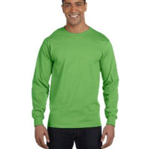 HD6LR Fruit of the Loom 6oz., 100% Cotton Lofteez HD® Long-Sleeve T-Shirt Thumbnail