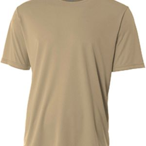 N3142 A4 Short-Sleeve Cooling Performance Crew Neck T-Shirt Thumbnail