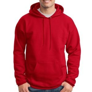 Hanes F170 - Adult 10 oz. Ultimate Cotton Pullover Hooded Sweatshirt Thumbnail