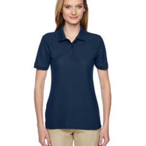 537WR Jerzees Ladies' 5.3 oz., 65/35 Easy-Care™ Polo Thumbnail