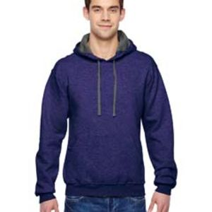 SF76R Fruit of the Loom 7.2oz. Sofspun™ Hooded Sweatshirt Thumbnail