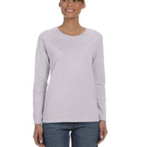Gildan G540L Ladies' 5.3oz. Long-Sleeve T-Shirt Thumbnail