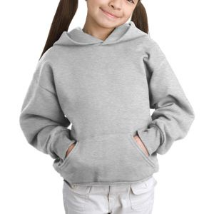Hanes P473 - Youth 7.8 oz. Comfortblend ® Pullover Hooded Sweatshirt Thumbnail