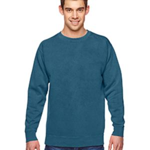1566 Comfort Colors 9.5 oz. Garment-Dyed Fleece Crew Thumbnail