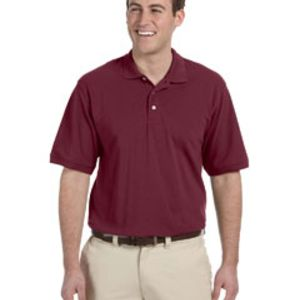 M265 Harriton Men's 5.6 oz. Easy Blend™ Polo Thumbnail